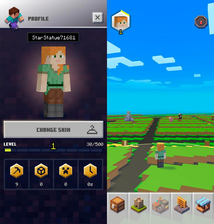 Minecraft Earth APK