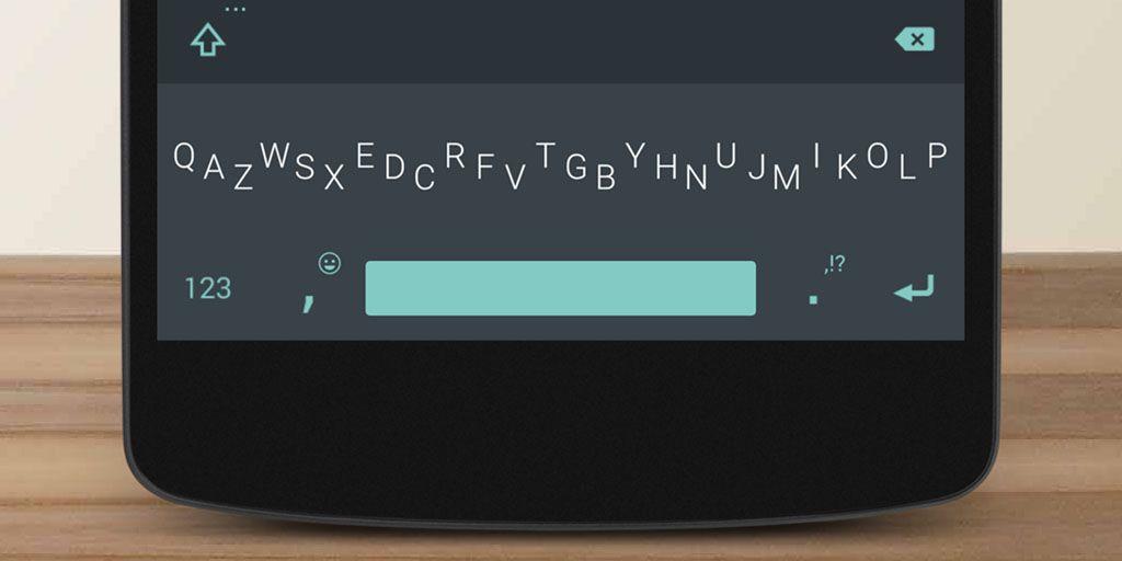 minuum keyboard featured Cómo utilizar nuestro smartphone con una sola mano