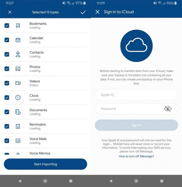 mobiletrans 0 Migra fácilmente de iOS a Android con Wondershare MobileTrans