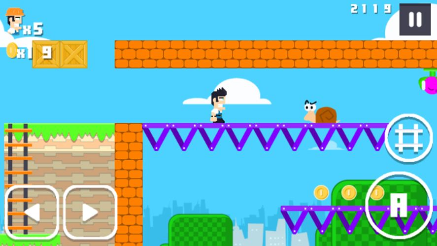 Create Super Mario Maker–style levels in these Android games