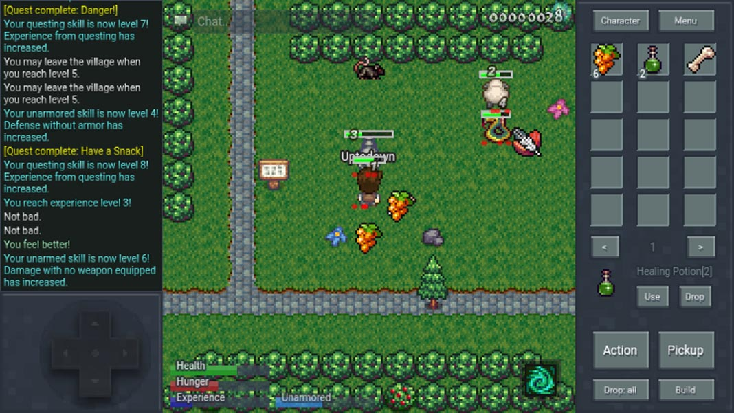 Mystera Legacy screenshot