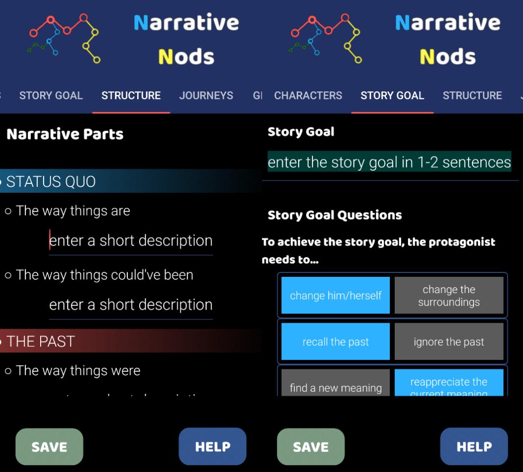 narrative-nods-android
