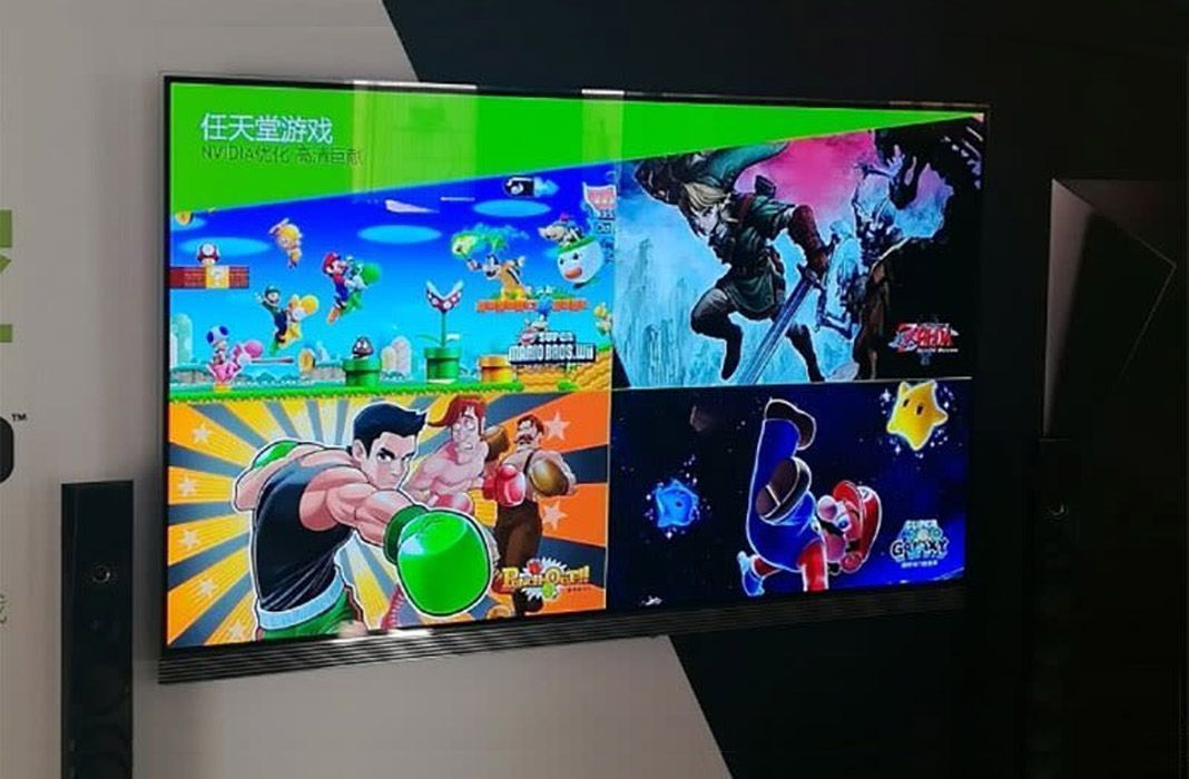 nvidia nintendo android Nintendo is getting cozy with Android: set to release games for Nvidia Shield