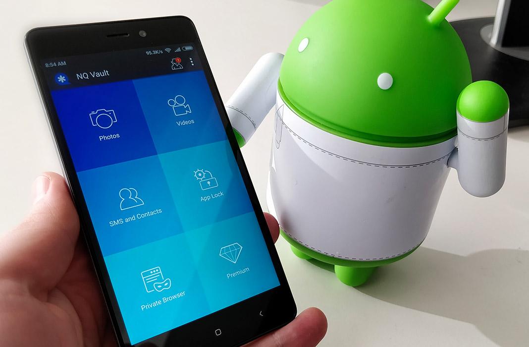 Ocultar Imagenes Smartphone