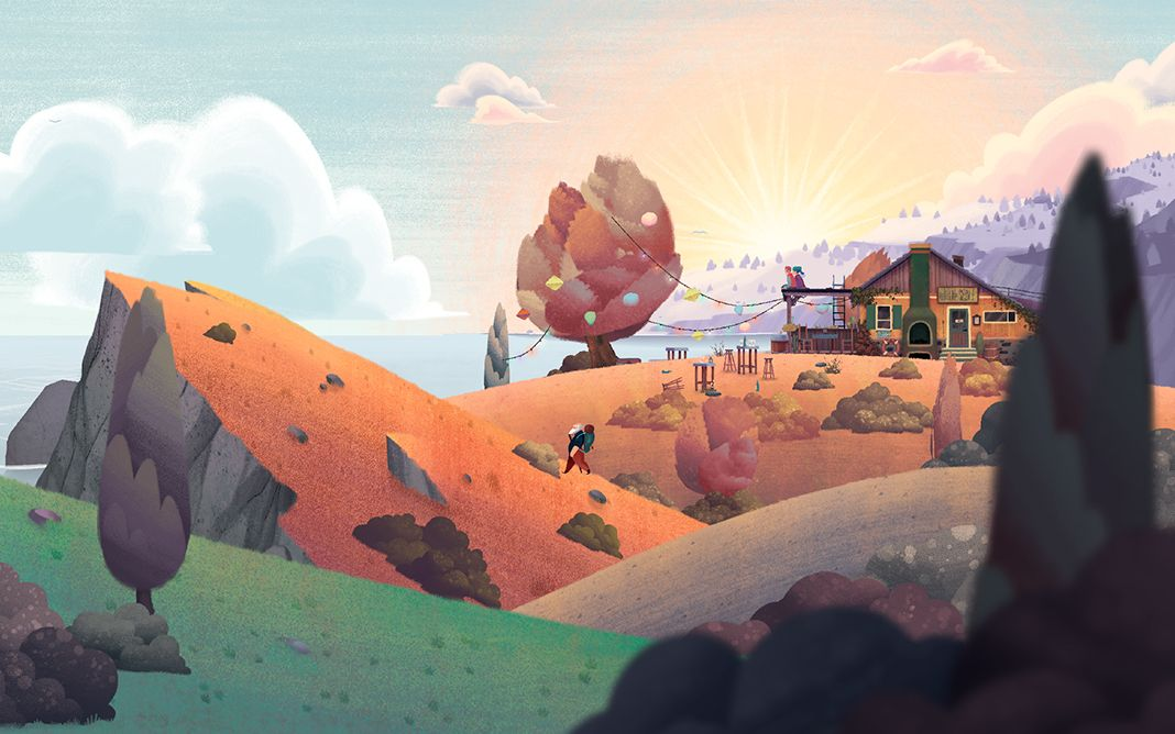 old man journey screenshot The winners of the European Google Play Indie Games
