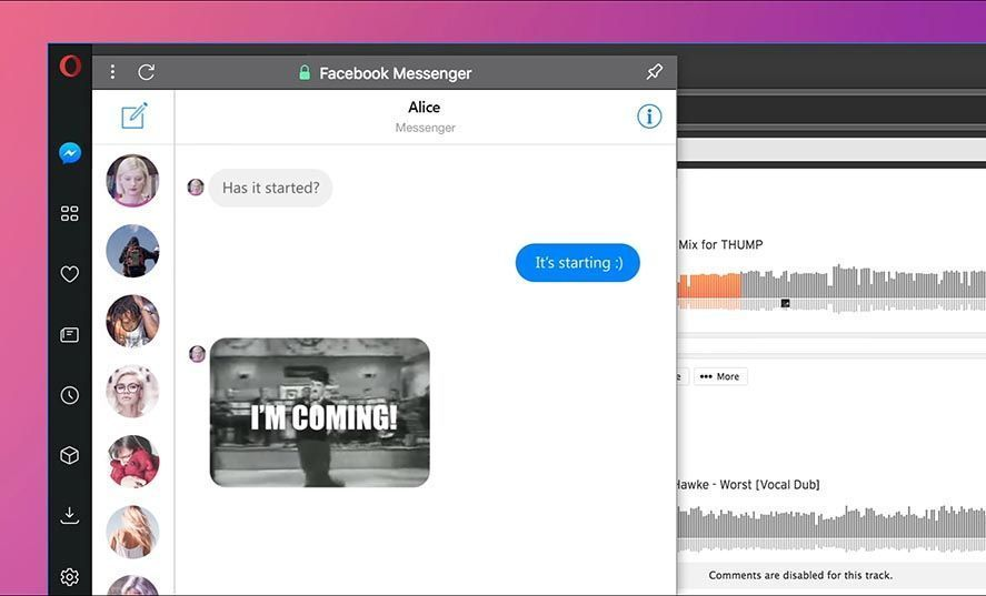 opera reborn feat Opera Reborn arrives with a huge revamp of the desktop browser
