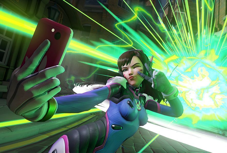 Overwatch Android
