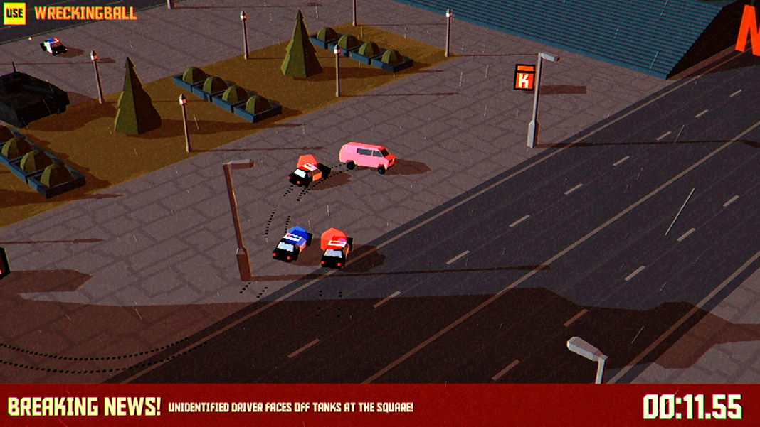 pako 1 screenshot The PAKO saga has added a thrilling new car chase game to its collection
