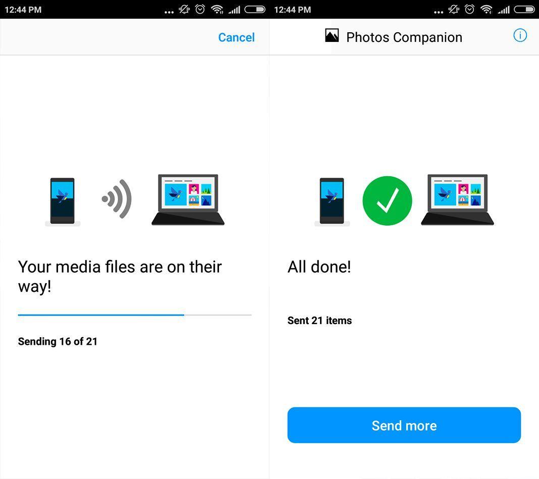 pasar imagenes smartphone pc screenshot 5 Cómo pasar imágenes fácilmente de tu smartphone a tu PC