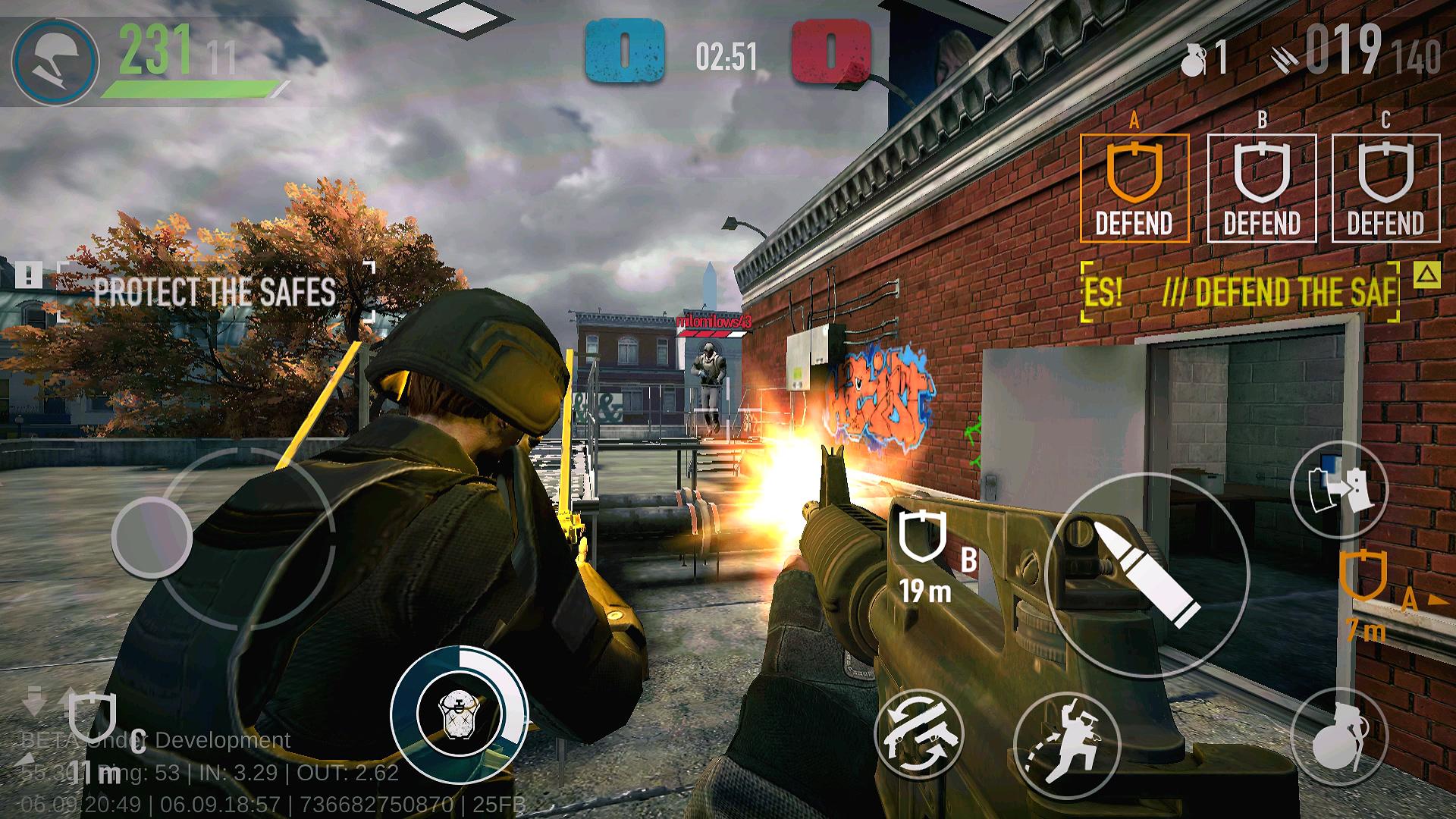 payday crime war 2 Los juegos para Android más esperados del 2019