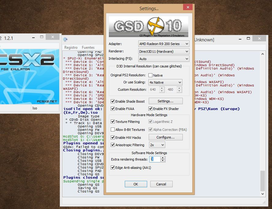 Tutorial to set up PCSX2, the best emulator for PS2