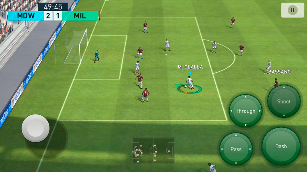 The best soccer games available on Android
