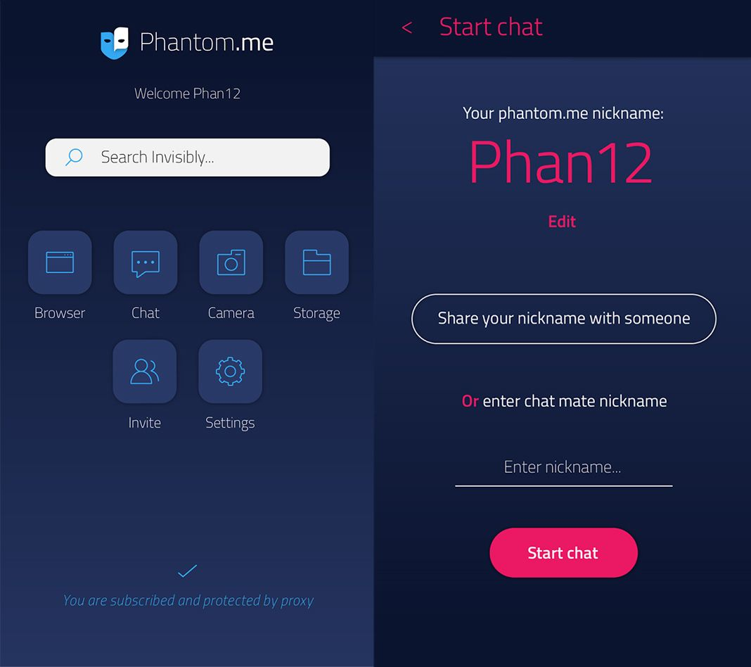 Phantom.me