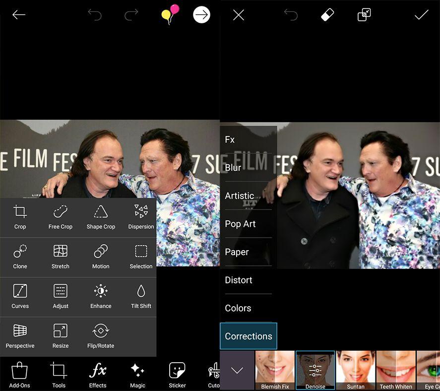 picsart screenshot 1 en PicsArt is your best bet for a comprehensive Android image editor