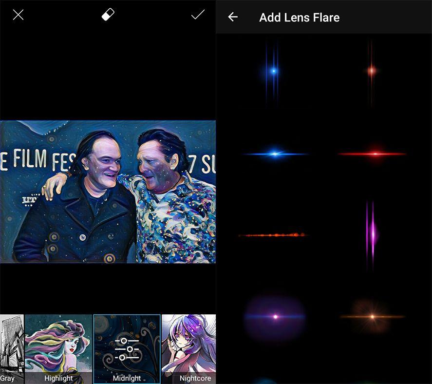 picsart screenshot 2 en PicsArt is your best bet for a comprehensive Android image editor