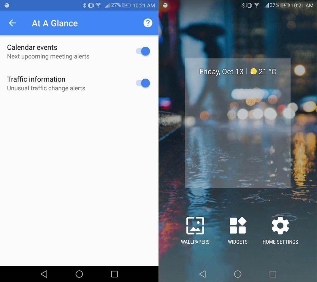 pixel launcher 2 screenshot 2 Instala el launcher de los Google Pixel 2 en cualquier dispositivo Android