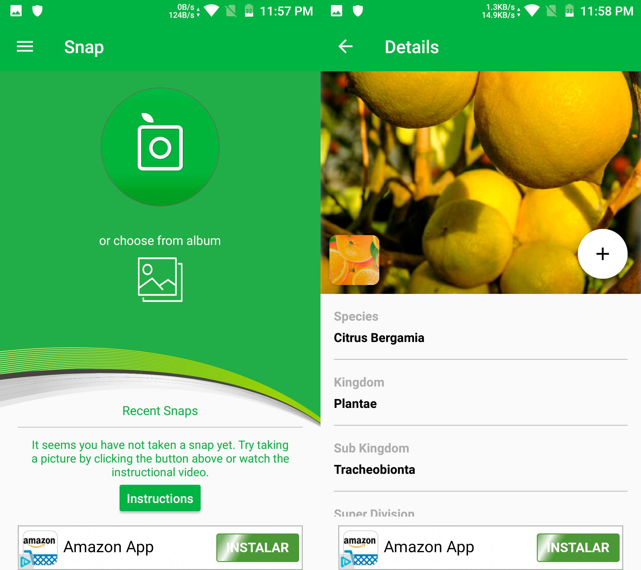 plantsnap screenshot Las diez mejores apps para Android del mes [junio 2018]