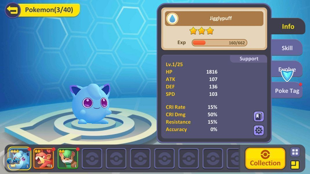 pocket era screenshot 2 Pocket Era, is the newest unofficial Pokemon game to debut on Android