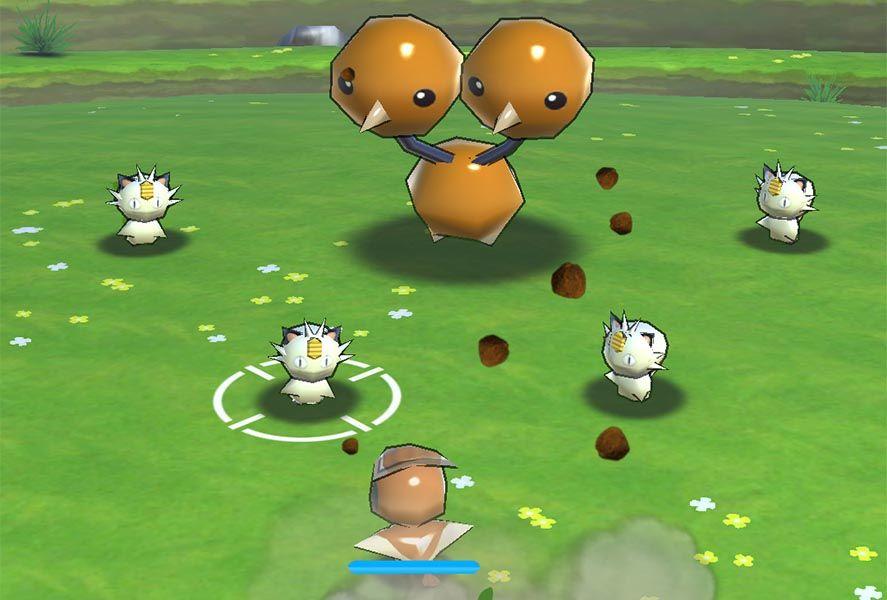 pokeland screenshot 1 Pokeland, that latest official Pokemon game, now temporarily available