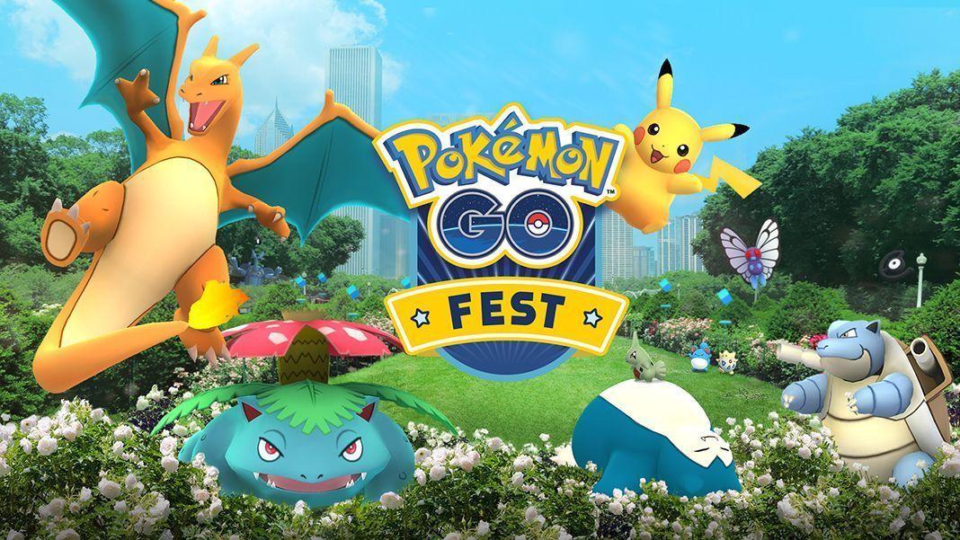 Pokémon GO Fest
