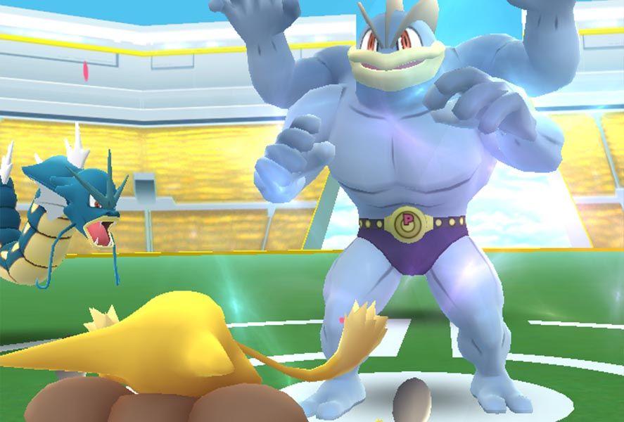 pokemon go raid Cinco razones por las que deberías volver a Pokémon GO