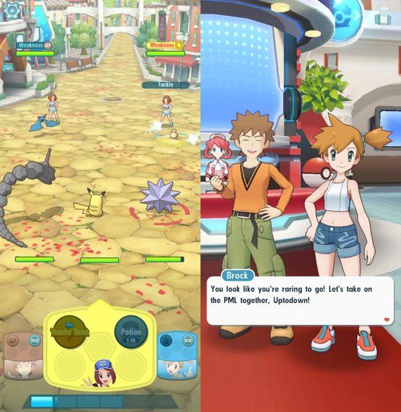 pokemon masters juegos Estos son todos los juegos oficiales de Pokemon para Android