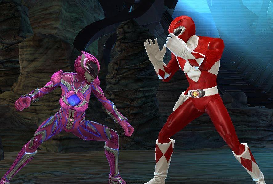power rangers screenshot 1 Ya podemos metamorfosearnos con Power Rangers: Legacy Wars