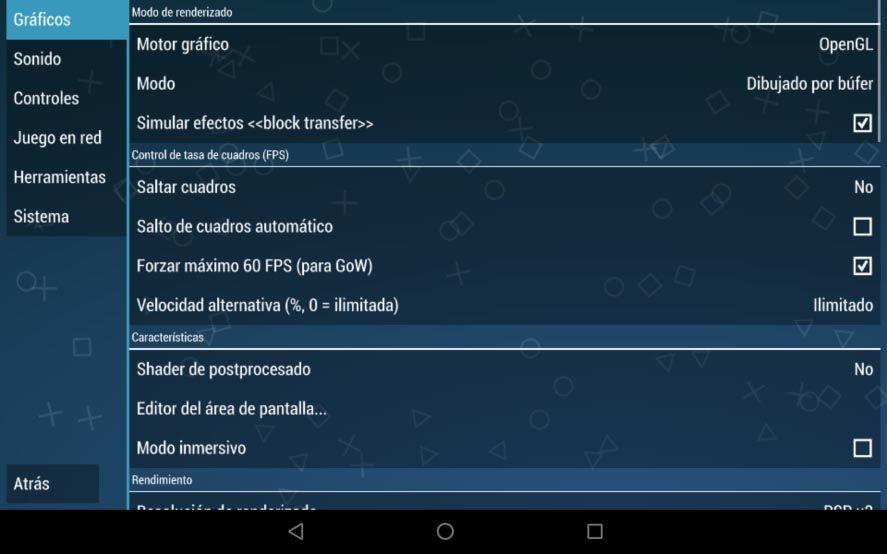 Como Configurar El Emulador Ppsspp En Android