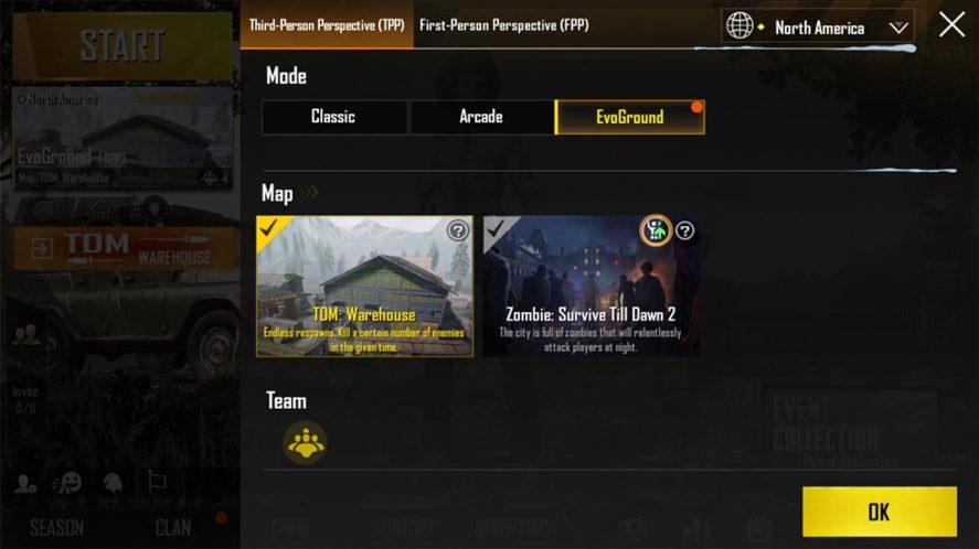 pubg mobile deathmatch 1 Ya puedes jugar al nuevo modo Deathmatch en la beta de PUBG Mobile