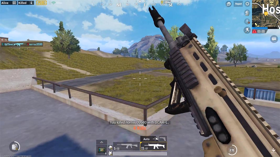 pubg mobile first person PUBG Mobile 0.6.0 adds a first-person game mode and a Royale Pass