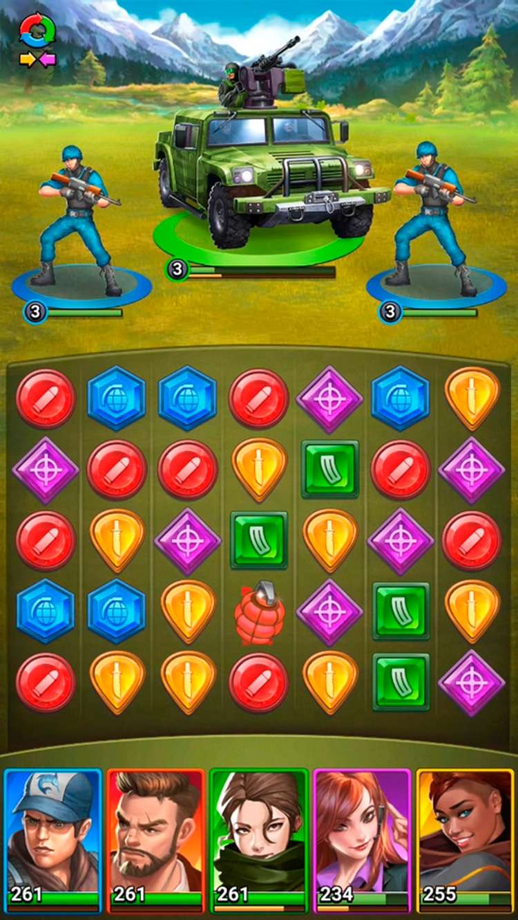 Puzzle Combat Android
