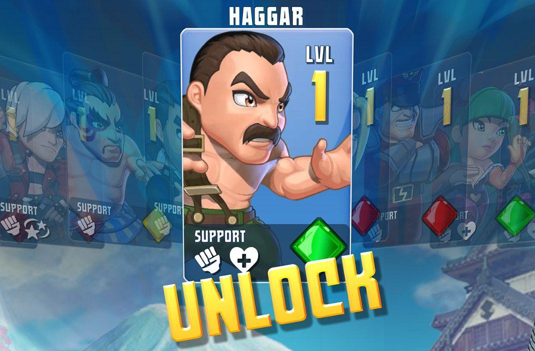 puzzle fighter screenshot 2 Puzzle Fighter regresa y ya lo puedes jugar en Android