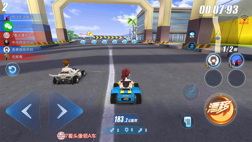 qq racing The most successful games in China (2018)