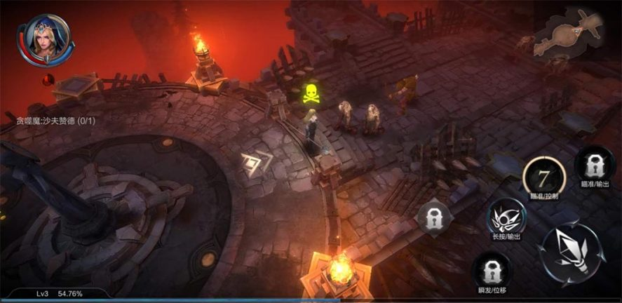 raziel screenshot 4 Raziel, the Tencent's hack and slash inspired by Diablo, is now available