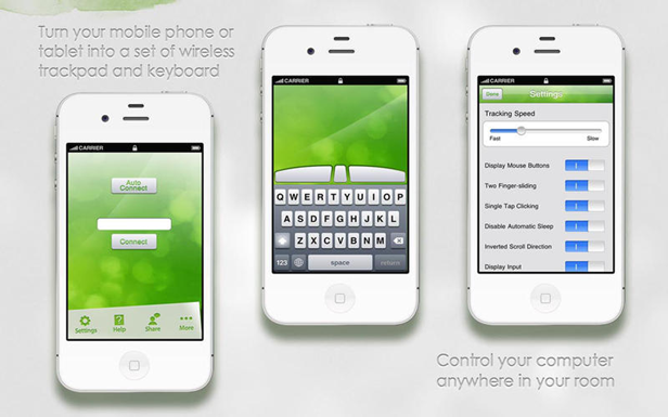 remote-iphone