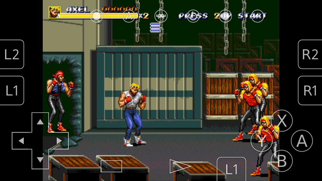 The best free Mega Drive emulators for Android