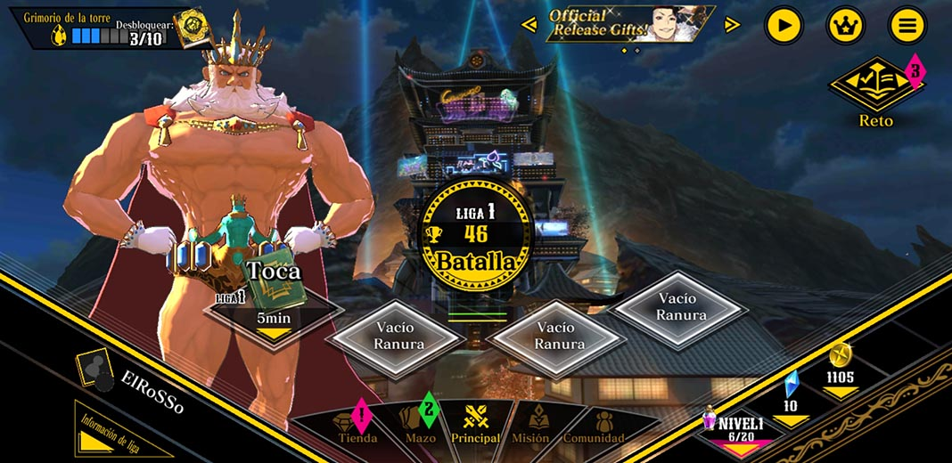 revolve8 screenshot 1 Revolve8, the great MOBA from SEGA can now be played on Android