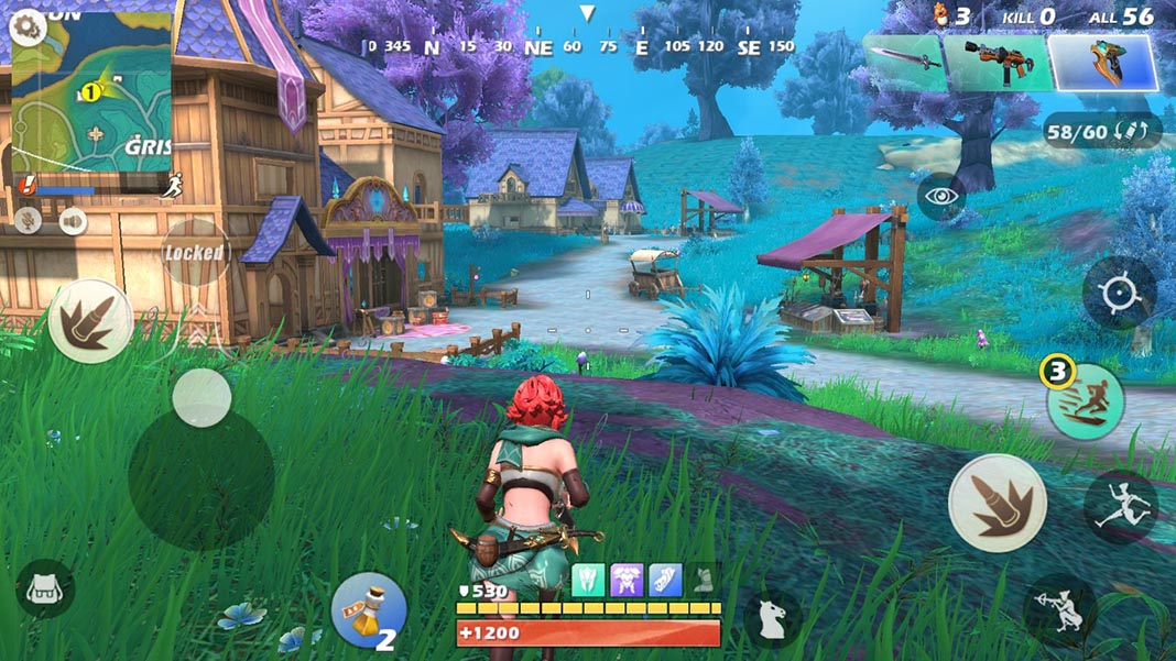 ride out heroes screenshot 1 The best Battle Royale games available on Android in 2021