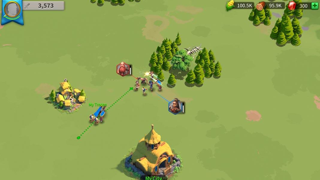 rise of civilizations screenshot 3 Rise of Civilizations llega de forma global a dispositivos Android