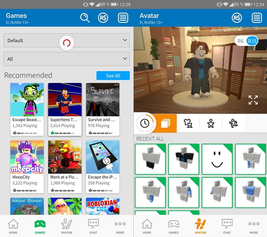roblox screenshot 1 The Roblox phenomenon: The sandbox with 90 million active users