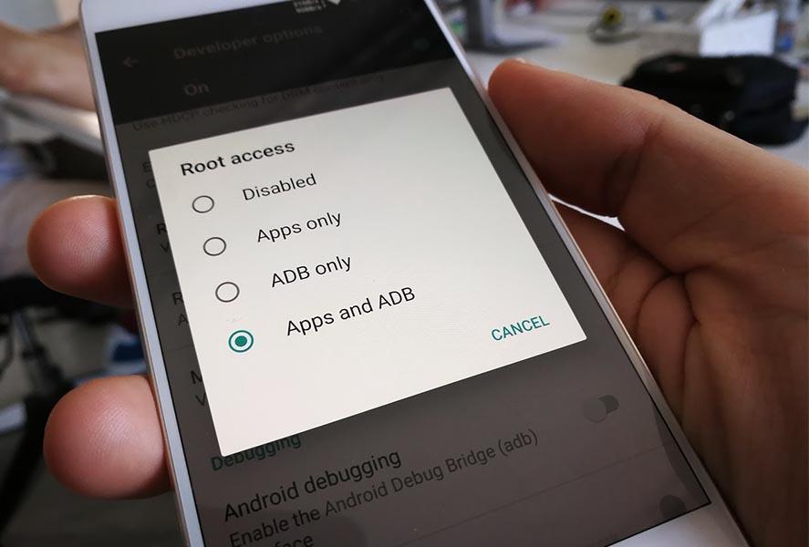 root access feat Cómo ocultar el ROOT en tu dispositivo Android