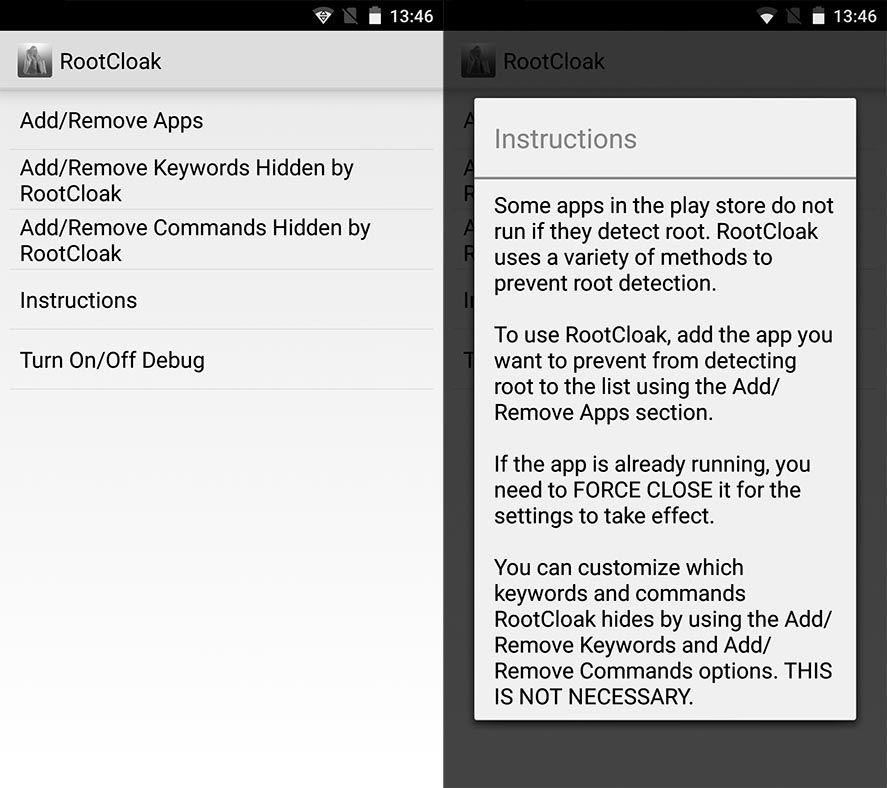 rootcloack-screenshot-1
