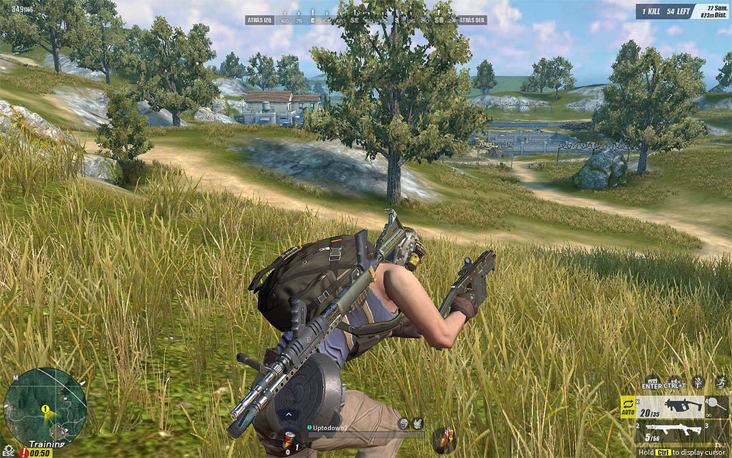 rules of survival screenshot 1 The best Battle Royale games available on Android in 2021