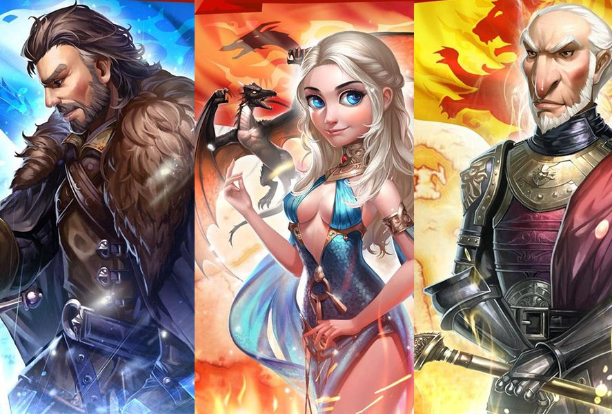 Siege of Thrones Android