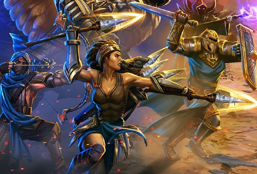 siege titan wars Los diez mejores juegos para Android del mes [julio 2017]