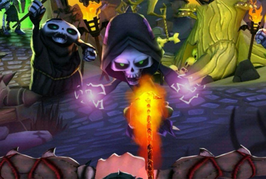 skull towers featured Skull Towers es un divertido tower defense en primera persona