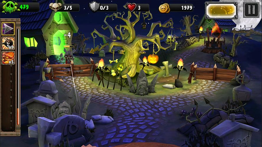 skull towers screenshot 2 Skull Towers es un divertido tower defense en primera persona