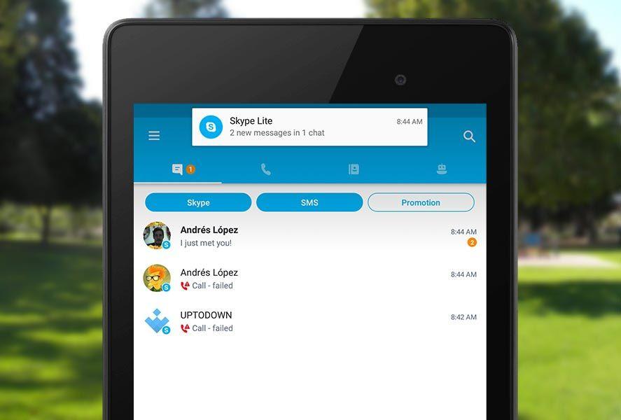 skype lite feat Las mejores apps Lite para ahorrar espacio en tu dispositivo Android