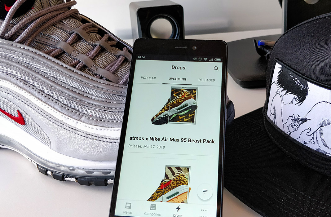 11 apps imprescindibles sneakers