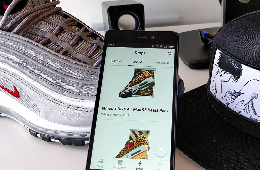 11 apps imprescindibles sneakers